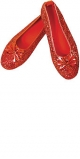 Dorothy's Ruby Slippers (Adult)