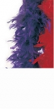 Feather Boa (Superior Quality - Purple)