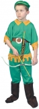 ROBIN HOOD COSTUME,GREEN,Child,Shirt,Etc