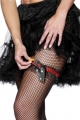GARTER,GUN IN HOLSTER,Lace Trim,5cm