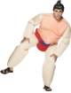 SUMO WRESTLER COSTUME + Headband
