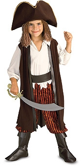 Caribbean Pirate (Toddler)