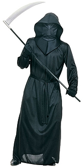 Mesh Face Robe (Adult)