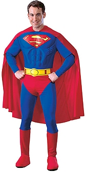 Superman (Muscle Chest - Adult)