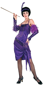 Flapper (Purple)