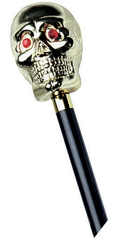 Skull Walking Cane