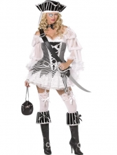Pirate Package (White - Bijou Boutique)