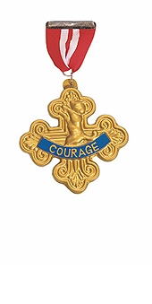 Badge of Courage