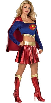 Supergirl (Adult - Deluxe)