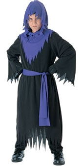 Purple Horror Robe