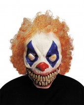 Mask (Evil Curly Hair Clown)