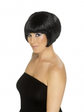 Wig (Babe Adult - Black)