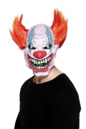 Mask (Evil Stand Up Hair Clown)