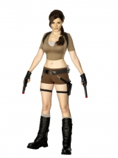 Lara Croft - Legend
