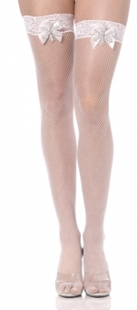 Thigh Highs (Snowflake - Bijou Boutique)