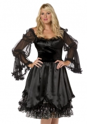 Pirate Package (Black Plus Size - Bijou Boutique)
