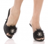 Shoe Clips (Spiderweb - Bijou Boutique)
